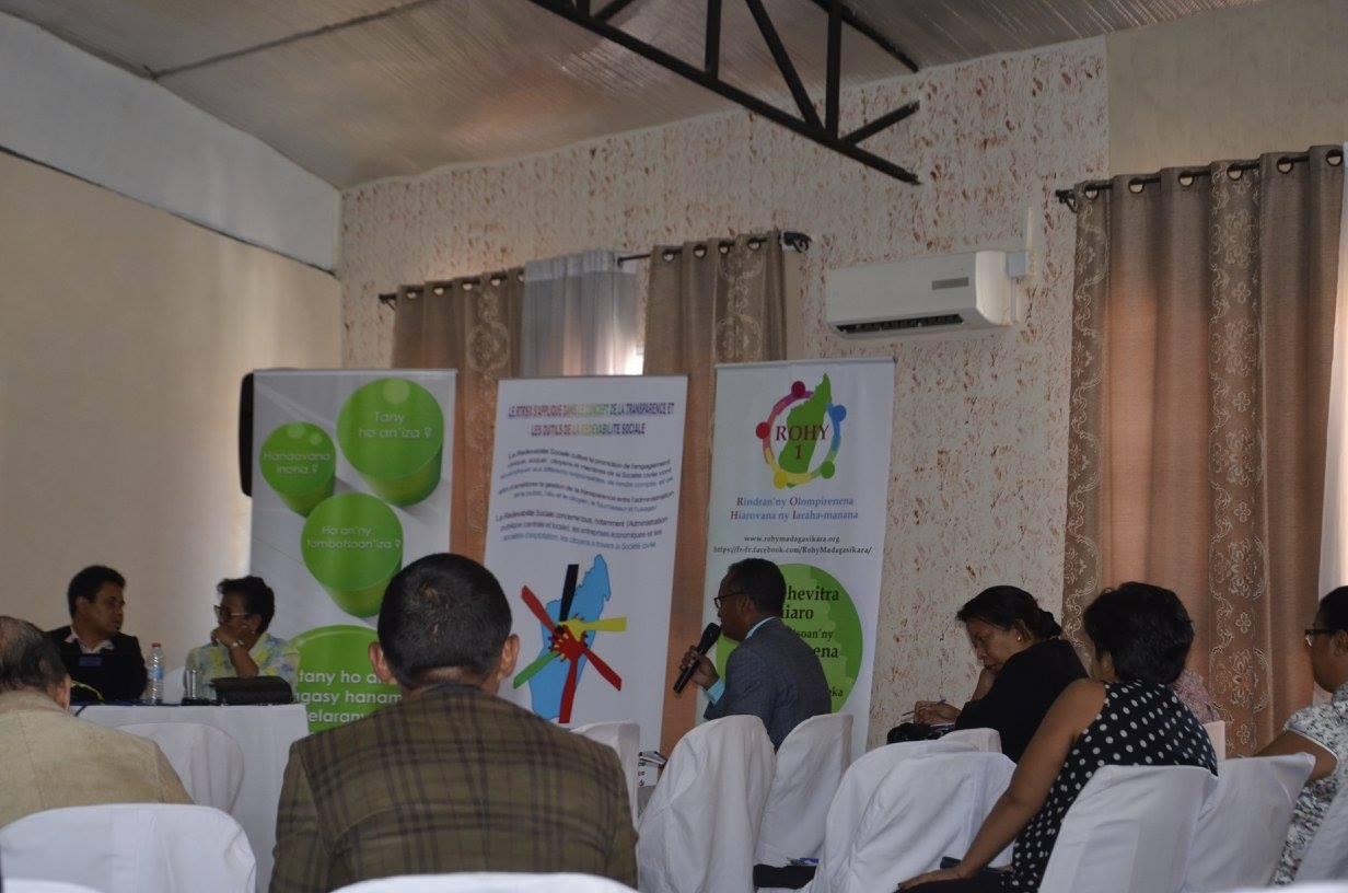 Lancement National du Projet CIMSI